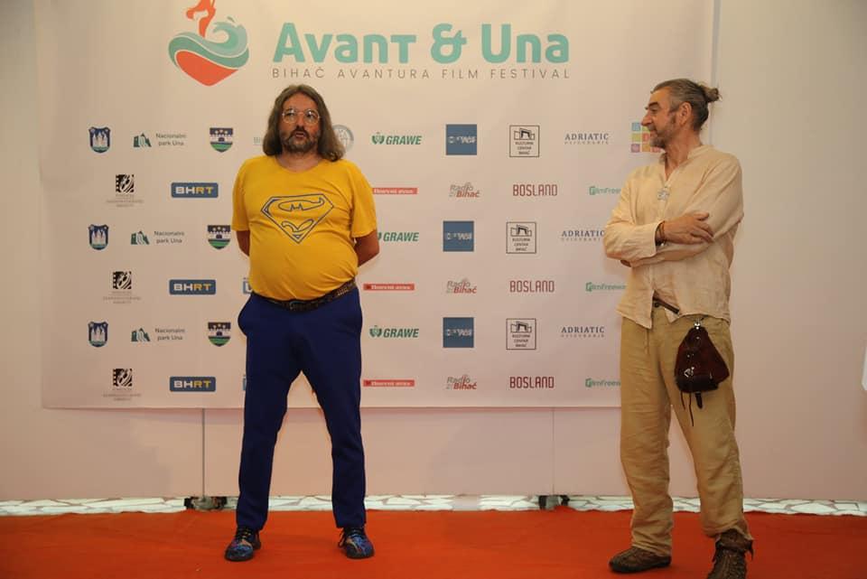 Održana strip izložba Berina Tuzlića na Bihać Avantura Film Festivalu